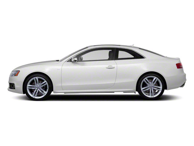 Ibis White 2012 Audi S5 Pictures S5 Coupe 2D Quattro photos side view