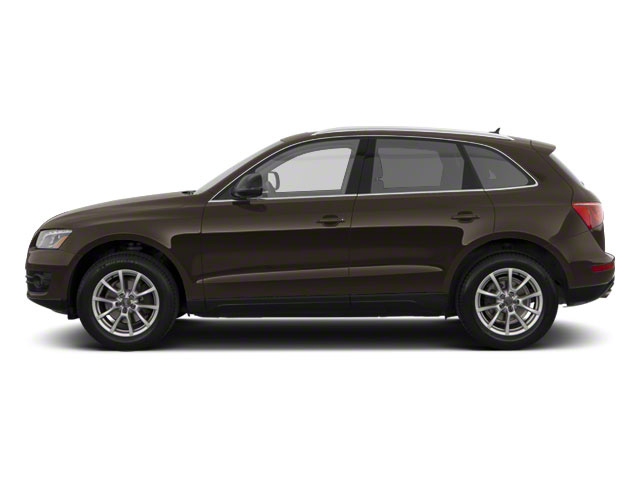 Teak Brown Metallic 2012 Audi Q5 Pictures Q5 Utility 4D 2.0T Premium Plus AWD photos side view