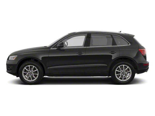 Brilliant Black 2012 Audi Q5 Pictures Q5 Utility 4D 2.0T Premium Plus AWD photos side view