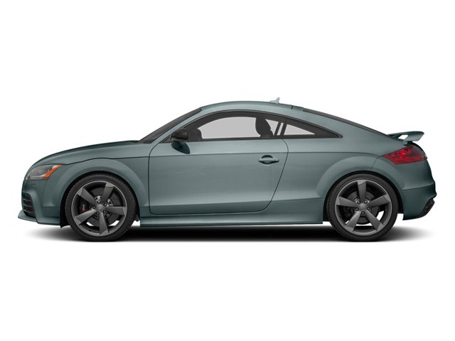 Monza Silver Pearl 2012 Audi TT RS Pictures TT RS Coupe 2D Quattro photos side view