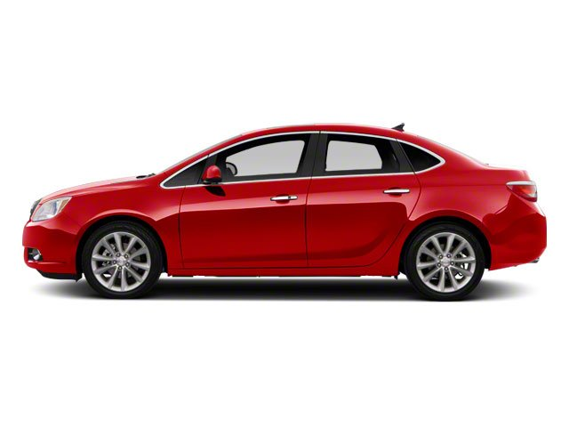 Crystal Red Tintcoat 2012 Buick Verano Pictures Verano Sedan 4D Leather photos side view