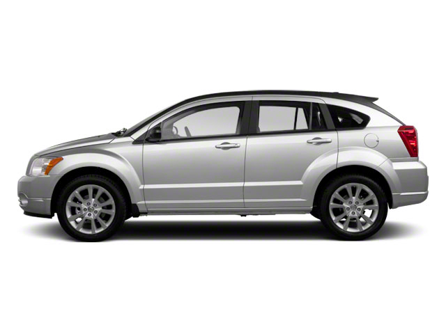 Bright Silver Metallic 2012 Dodge Caliber Pictures Caliber Wagon 4D SE photos side view