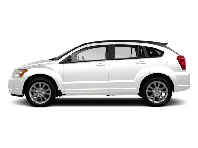 Bright White 2012 Dodge Caliber Pictures Caliber Wagon 4D Uptown photos side view