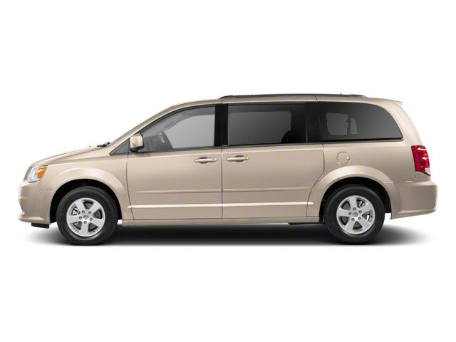 Cashmere Pearl 2012 Dodge Grand Caravan Pictures Grand Caravan Grand Caravan SE photos side view