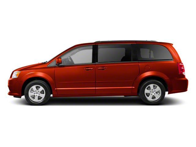 Copperhead Pearl 2012 Dodge Grand Caravan Pictures Grand Caravan Grand Caravan Crew photos side view