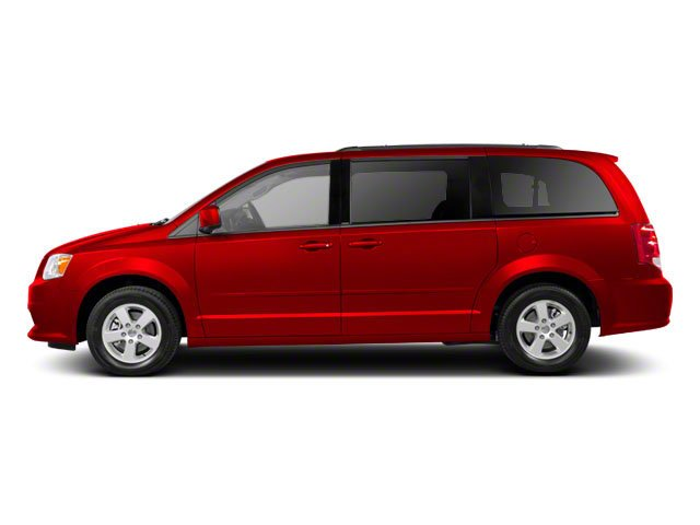 Redline Two-Coat Pearl 2012 Dodge Grand Caravan Pictures Grand Caravan Grand Caravan SE photos side view