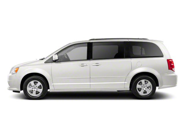 Stone White 2012 Dodge Grand Caravan Pictures Grand Caravan Grand Caravan SE photos side view