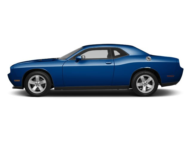 Blue Streak Pearl 2012 Dodge Challenger Pictures Challenger Coupe 2D SRT-8 photos side view