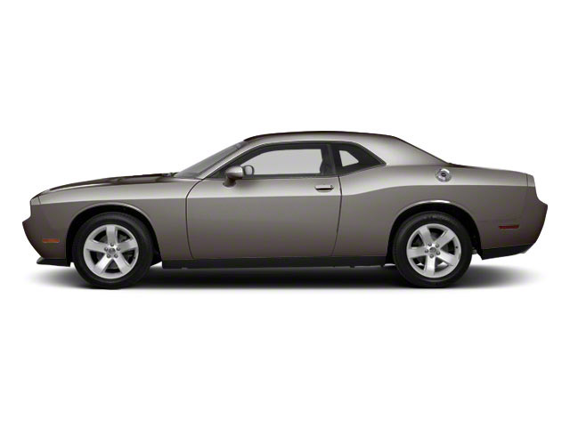 Tungsten Metallic 2012 Dodge Challenger Pictures Challenger Coupe 2D SRT-8 photos side view