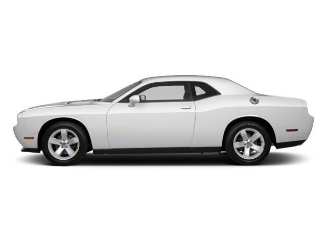 Bright White 2012 Dodge Challenger Pictures Challenger Coupe 2D SRT-8 photos side view