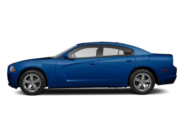 Blue Streak Pearl 2012 Dodge Charger Pictures Charger Sedan 4D SRT-8 photos side view