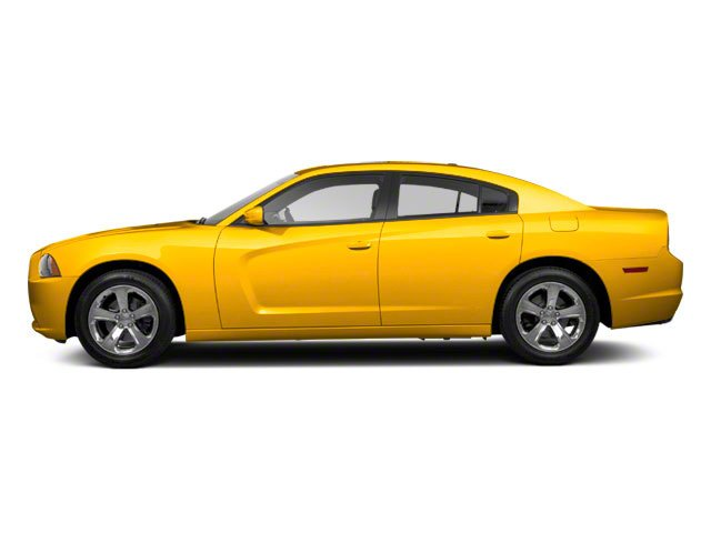 Stinger Yellow 2012 Dodge Charger Pictures Charger Sedan 4D SRT-8 Super Bee photos side view