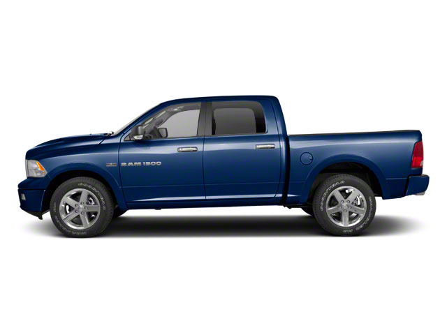 True Blue Pearl 2012 Ram Truck 1500 Pictures 1500 Crew Cab Outdoorsman 4WD photos side view