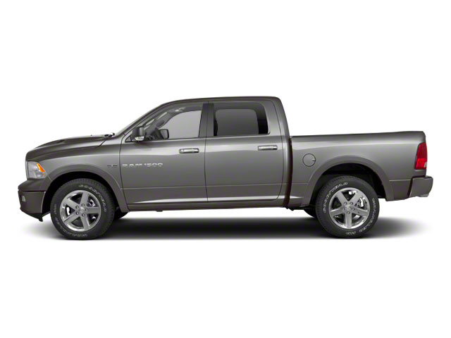 Mineral Gray Metallic 2012 Ram Truck 1500 Pictures 1500 Crew Cab Outdoorsman 4WD photos side view