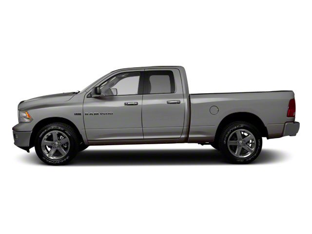 Mineral Gray Metallic 2012 Ram Truck 1500 Pictures 1500 Quad Cab SLT 4WD photos side view