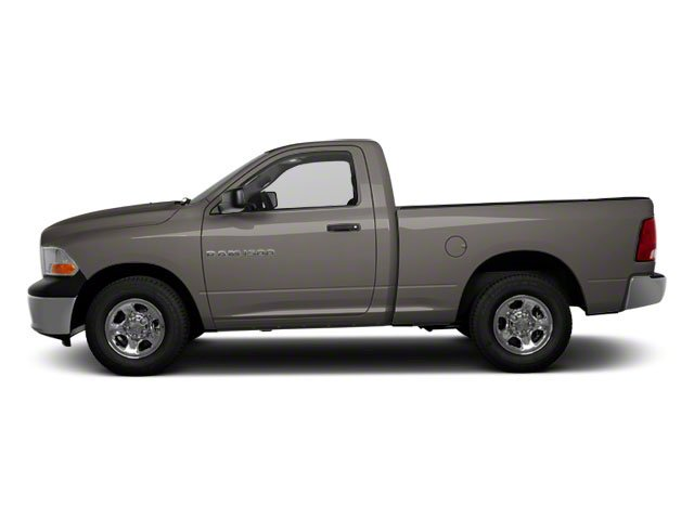 Mineral Gray Metallic 2012 Ram Truck 1500 Pictures 1500 Regular Cab SLT 2WD photos side view