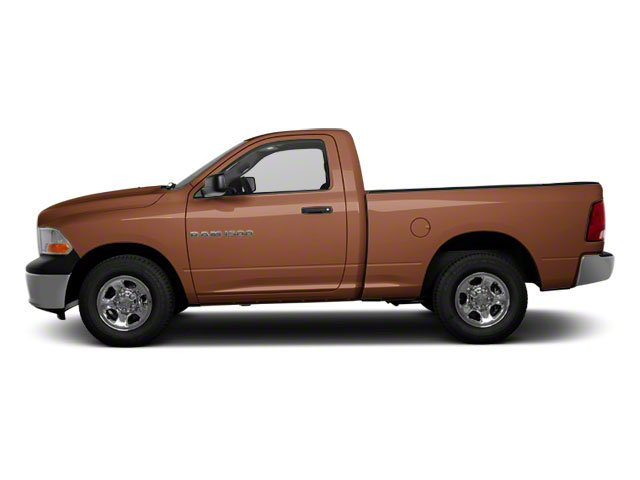 Saddle Brown Pearl 2012 Ram Truck 1500 Pictures 1500 Regular Cab Tradesman 4WD photos side view