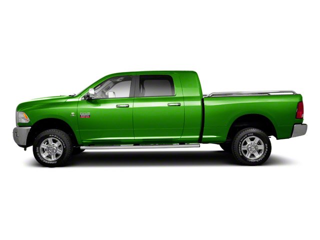 Hills Green 2012 Ram Truck 2500 Pictures 2500 Mega Cab SLT 4WD photos side view
