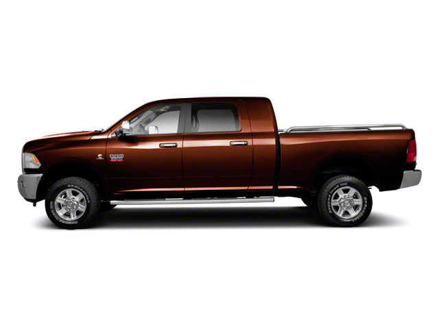 Dark Brown 2012 Ram Truck 2500 Pictures 2500 Mega Cab SLT 4WD photos side view