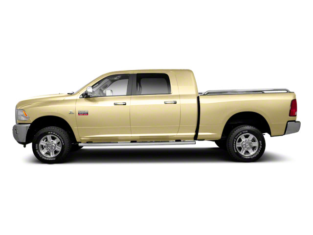 Sunbelt Yellow 2012 Ram Truck 2500 Pictures 2500 Mega Cab SLT 4WD photos side view