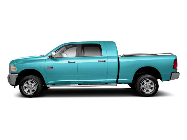 Robin Egg Blue 2012 Ram Truck 2500 Pictures 2500 Mega Cab SLT 4WD photos side view