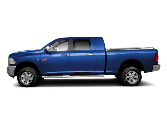 New Holland Blue 2012 Ram Truck 2500 Pictures 2500 Mega Cab SLT 4WD photos side view