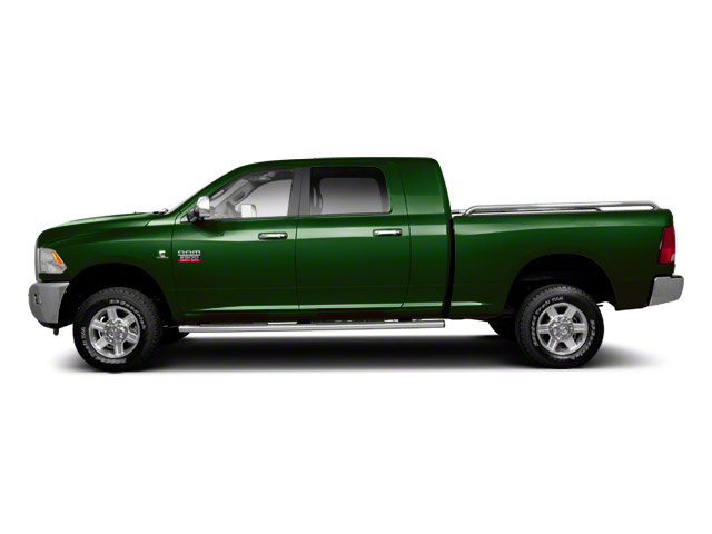 D T Green 2012 Ram Truck 2500 Pictures 2500 Mega Cab SLT 4WD photos side view
