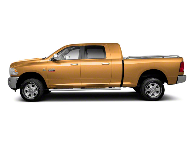 Case Power Tan 2012 Ram Truck 2500 Pictures 2500 Mega Cab Outdoorsman 4WD photos side view