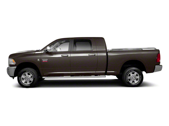 Mineral Gray Metallic 2012 Ram Truck 2500 Pictures 2500 Mega Cab Outdoorsman 4WD photos side view