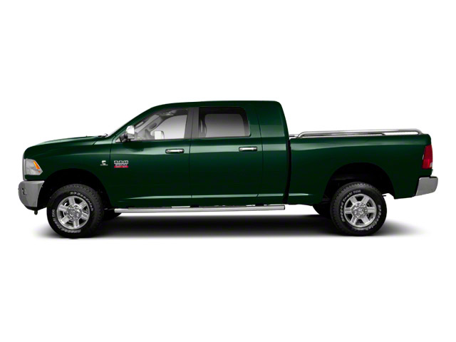 Timberline Green Pearl 2012 Ram Truck 2500 Pictures 2500 Mega Cab SLT 4WD photos side view