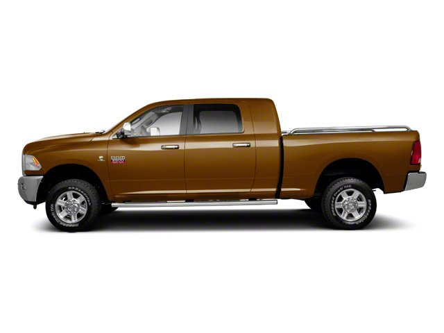 Tequila Sunrise Pearl 2012 Ram Truck 2500 Pictures 2500 Mega Cab Laramie 2WD photos side view