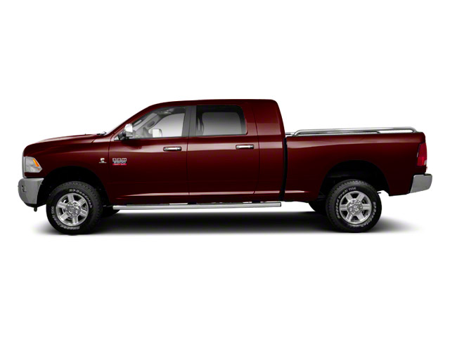 Deep Molten Red Pearl 2012 Ram Truck 2500 Pictures 2500 Mega Cab Outdoorsman 4WD photos side view