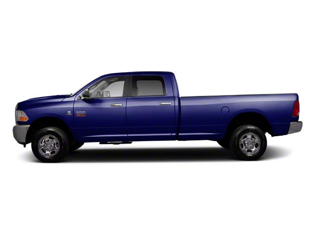 Midnight Blue Pearl 2012 Ram Truck 2500 Pictures 2500 Crew Cab ST 4WD photos side view