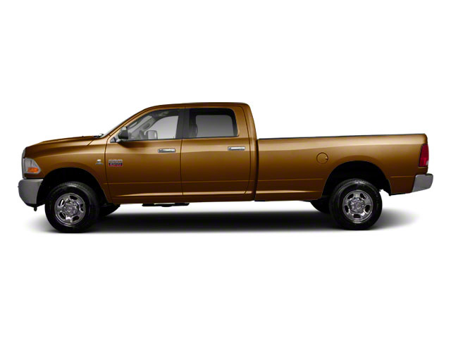 Tequila Sunrise Pearl 2012 Ram Truck 2500 Pictures 2500 Crew Cab Laramie 4WD photos side view