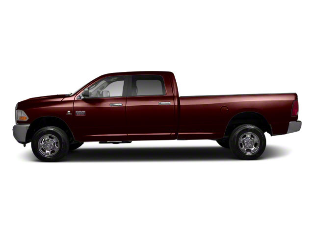 Deep Molten Red Pearl 2012 Ram Truck 2500 Pictures 2500 Crew Cab Laramie 4WD photos side view
