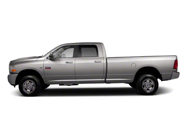Bright Silver Metallic 2012 Ram Truck 2500 Pictures 2500 Crew Cab Laramie 4WD photos side view