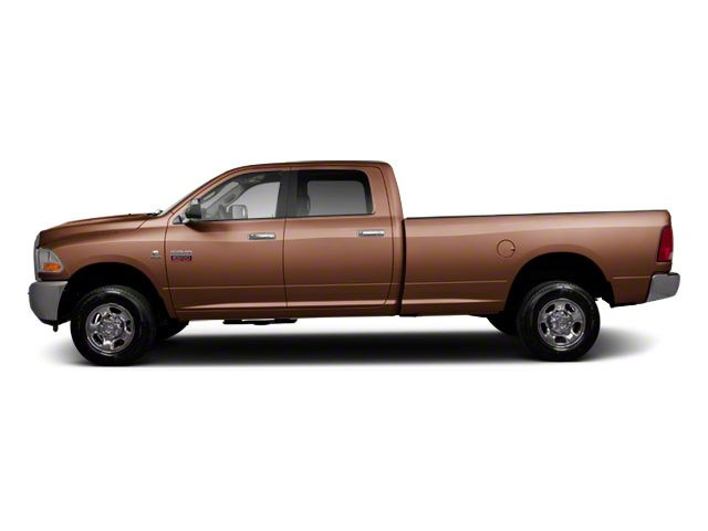 Saddle Brown Pearl 2012 Ram Truck 2500 Pictures 2500 Crew Cab ST 4WD photos side view