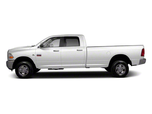 Bright White 2012 Ram Truck 2500 Pictures 2500 Crew Cab ST 4WD photos side view