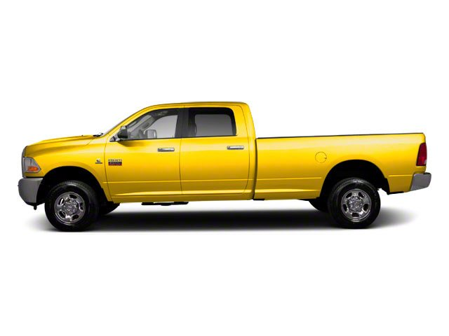 Detonator Yellow 2012 Ram Truck 2500 Pictures 2500 Crew Cab ST 4WD photos side view