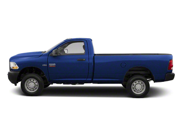 New Holland Blue 2012 Ram Truck 2500 Pictures 2500 Regular Cab SLT 4WD photos side view
