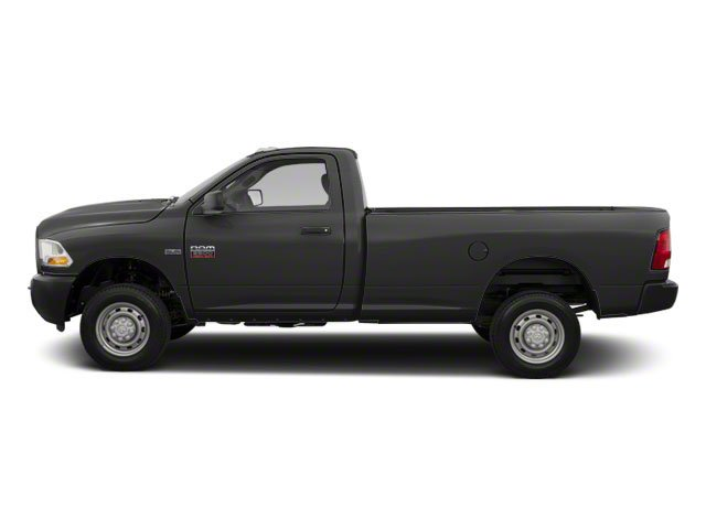Mineral Gray Metallic 2012 Ram Truck 2500 Pictures 2500 Regular Cab Outdoorsman 4WD photos side view