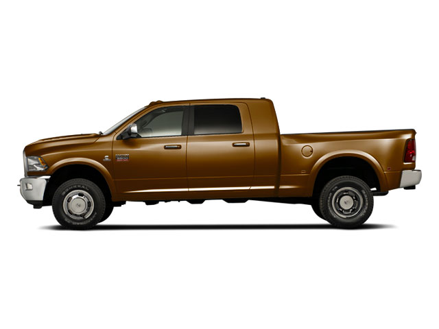 Tequila Sunrise Pearl 2012 Ram Truck 3500 Pictures 3500 Mega Cab Laramie 4WD photos side view