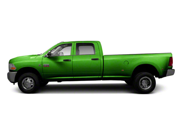 Hills Green 2012 Ram Truck 3500 Pictures 3500 Crew Cab SLT 2WD photos side view