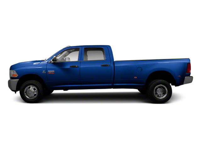 New Holland Blue 2012 Ram Truck 3500 Pictures 3500 Crew Cab SLT 2WD photos side view