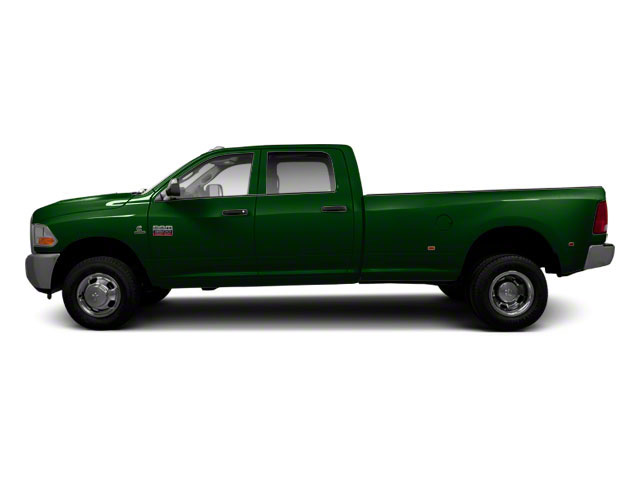 DT Green 2012 Ram Truck 3500 Pictures 3500 Crew Cab SLT 2WD photos side view