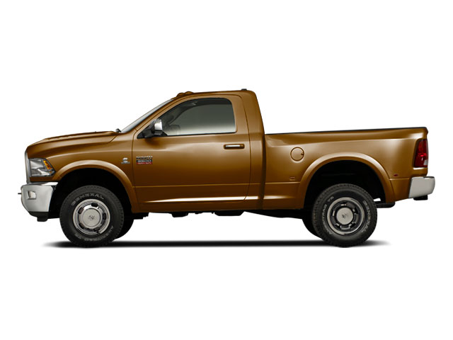 Tequila Sunrise Pearl 2012 Ram Truck 3500 Pictures 3500 Regular Cab ST 2WD photos side view