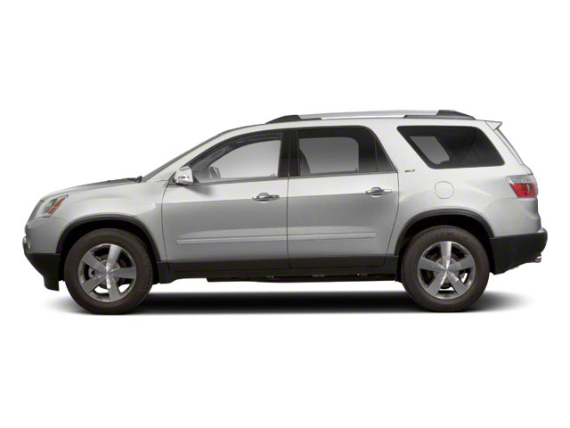 Quicksilver Metallic 2012 GMC Acadia Pictures Acadia Wagon 4D SLE AWD photos side view