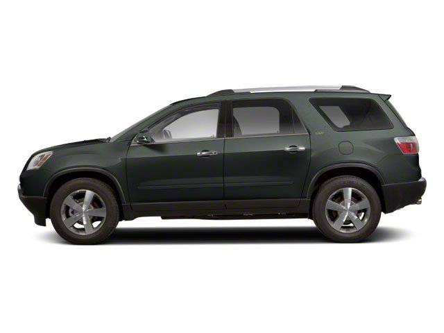 Stone Gray Metallic 2012 GMC Acadia Pictures Acadia Wagon 4D SLE AWD photos side view
