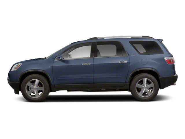 Steel Blue Metallic 2012 GMC Acadia Pictures Acadia Wagon 4D SLE AWD photos side view