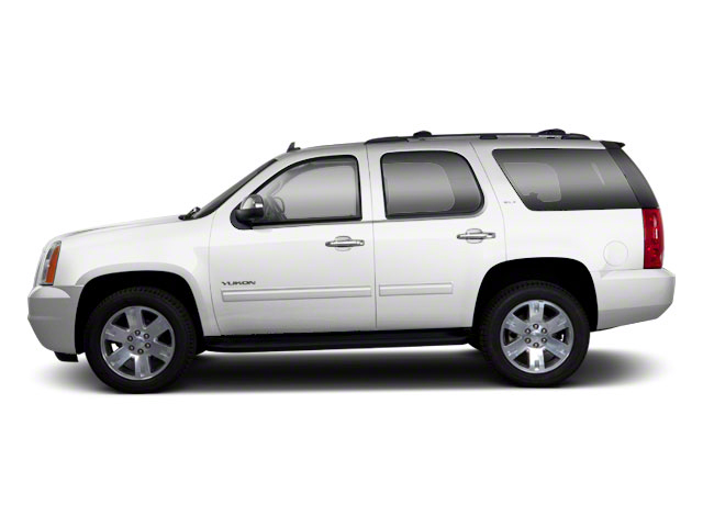 Summit White 2012 GMC Yukon Pictures Yukon Utility 4D SLT 4WD photos side view